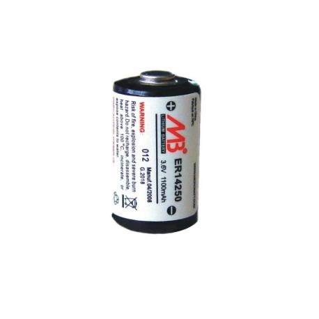 Batterie Lithium ER14250