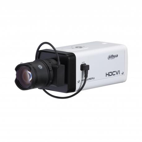 Caméra Box HD-CVI 1.3 mégapixel 720p avec compensation du contre jour Dahua HAC-HF3101