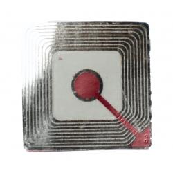 RF 3cm x 3cm 8.2Mhz Blanche, le rouleau de 1000