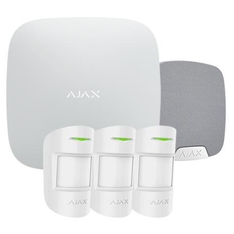 Kit de base d'alarme intrusion AJAX